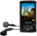 Transcend MP 870 4 GB MP4 Player - Black, 2.4 inch Display