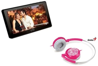 Buy YES PMP-100HD 8 GB MP4 Player: Home Audio & MP3 Players