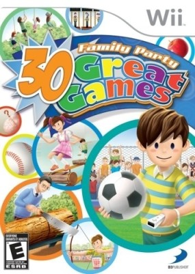 Buy Family Party : 30 Great Games: Av Media