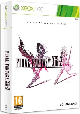 Buy Final Fantasy XIII-2 (Limited Collector's Edition): Av Media