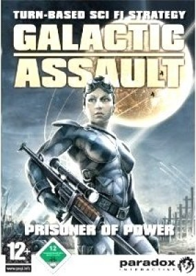 Buy Galactic Assault: Prisoner Of Power: Av Media