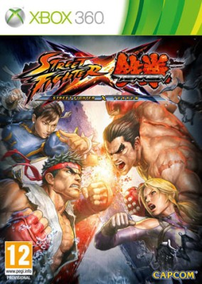 Buy Street Fighter X Tekken: Av Media