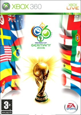 Buy FIFA World Cup Germany 2006: Av Media