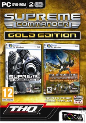 Buy Supreme Commander (Gold Edition): Av Media