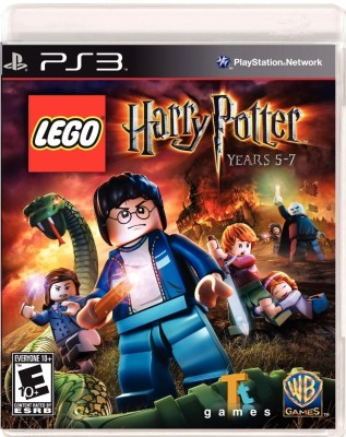 Buy Lego Harry Potter Years 5-7: Av Media