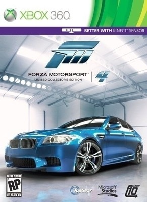 Buy Forza Motorsport 4 (Limited Edition): Av Media