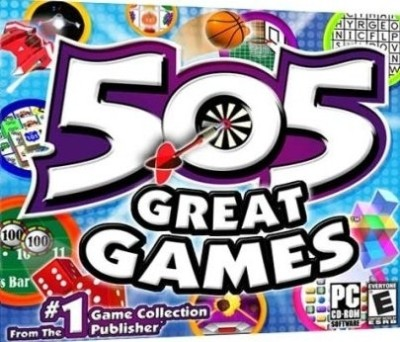 Buy 505 Great Games: Av Media