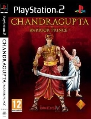 Buy Chandragupta : Warrior Prince: Av Media
