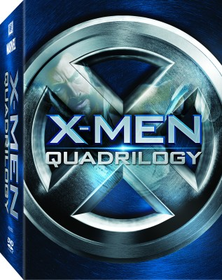 Buy X-Men Quadrilogy: Av Media