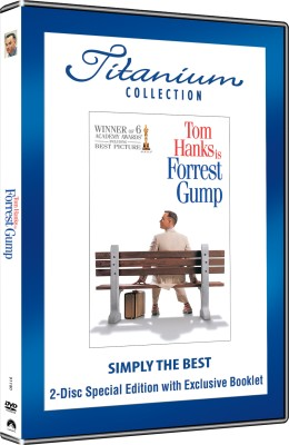 Buy Titanium Collection - Forrest Gump: Av Media