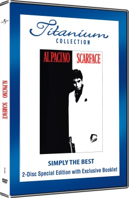 Buy Titanium Collection- Alpacino Scarface: Av Media