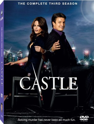 Buy Castle - The Complete Third Season: Av Media
