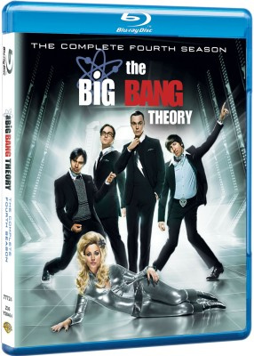 Buy The Big Bang Theory Season 4: Av Media