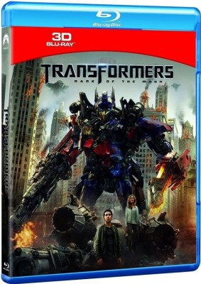 Buy Transformers Dark Of The Moon 3D: Av Media