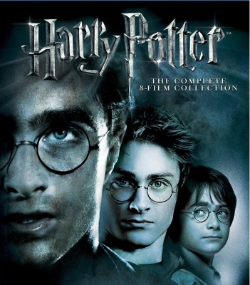 Buy Harry Potter: The complete 8 film collection: Av Media