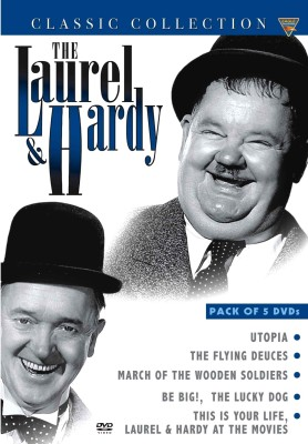 Buy Laurel And Hardy - Collectors Edition: Av Media