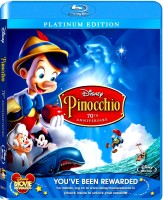 Pinocchio 70th Anniversary Edition: Av Media
