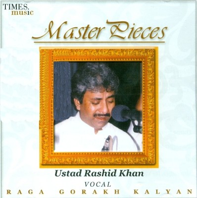 Buy Master Pieces - Ustad Rashid Khan: Av Media
