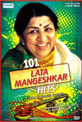 Buy 101 Lata Mangeshkar Hits: Av Media