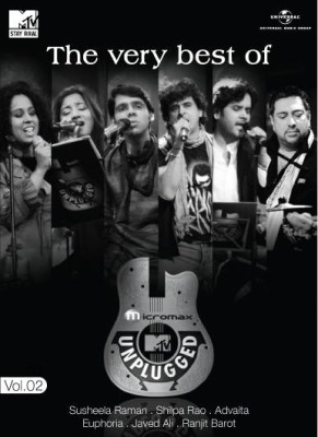 Buy The Very Best Of Micromax MTV Unplugged Volume 2: Av Media