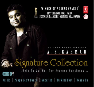 Buy Signature Collection - A.R. Rahman [Concert Recordings]: Av Media