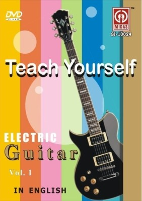 Buy Teach Yourself Electric Guitar: Av Media