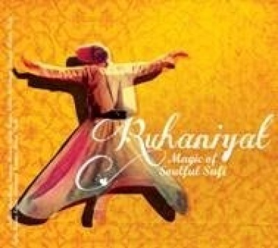 Buy Ruhaniyat - Magic Of Soulful Sufi: Av Media