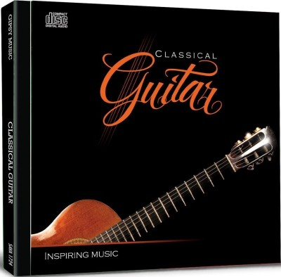 Buy Classical Guitar (Instrumental): Av Media