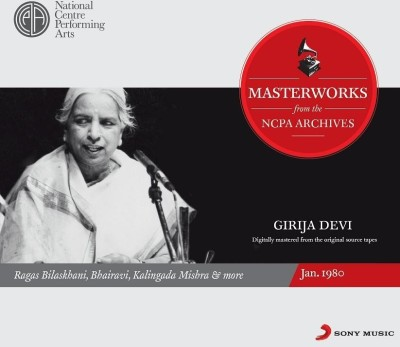Buy Masterworks From The NCPA Archives- Girija Devi: Av Media