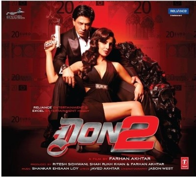 Buy Shah Rukh Khan-Don 2 (Ger): Av Media