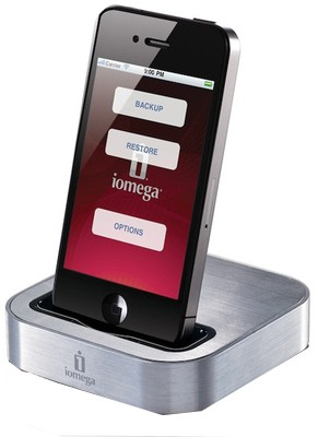 Buy IOMEGA For Iphone 4 SuperHero: Battery Charger