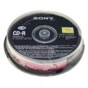 Sony CD-R 10 Pack Spindle - Pack Of 10