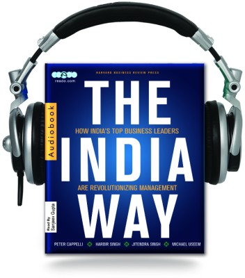 Buy The India way: Book