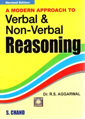Buy A Modern Approach To Verbal & Non-Verbal Reasoning Revised Edition: Book