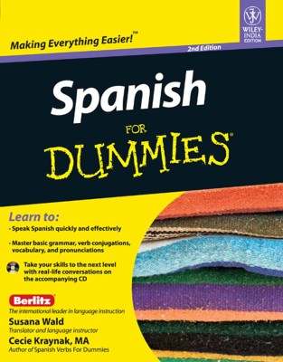 Buy Spanish For Dummies (With CD) 2nd Edition: Book
