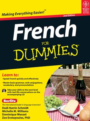 Buy French For Dummies (With CD) 2nd Edition: Book