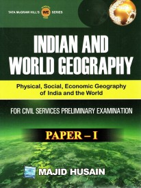Click To Buy Indian And World Geography (Paper-1)