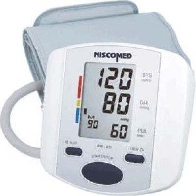 Buy Niscomed PW-211 Upper Arm Bp Monitor: Bp Monitor