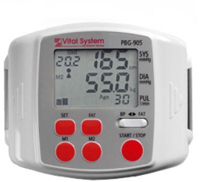 Buy Zepter PBG-905 Wrist Bp Monitor: Bp Monitor