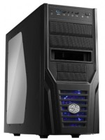 Cooler Master Elite 431 Plus Mid Tower Cabinet: Cabinet