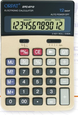 Buy Orpat DTC 0712 Basic: Calculator