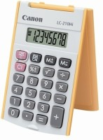 Canon LC-210Hi yellow Basic: Calculator