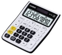 Casio MS-10VC-BK Basic: Calculator