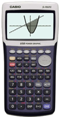 Buy Casio fx-9860G Scientific: Calculator