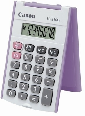 Buy Canon LC-210Hi Purple Basic: Calculator