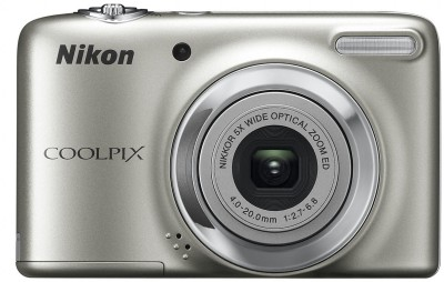 Buy Nikon Coolpix L25 Point & Shoot: Camera