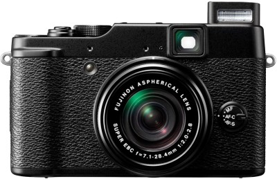 Buy Fujifilm X10 Point & Shoot: Camera