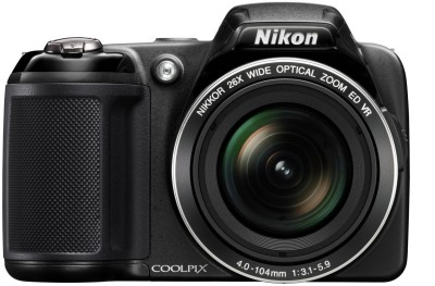 Buy Nikon Coolpix L810 Point & Shoot: Camera