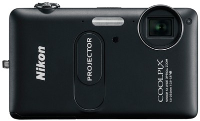 Buy Nikon S1200PJ Point & Shoot: Camera
