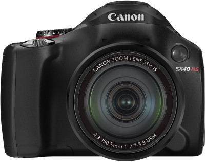 Buy Canon SX40 HS Point & Shoot: Camera